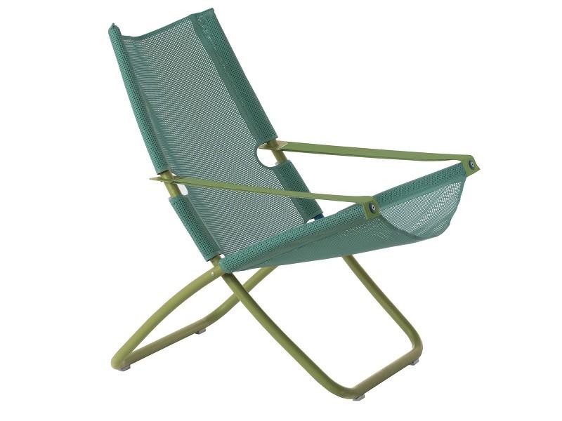 Snooze Folding Deck Chair Emu
