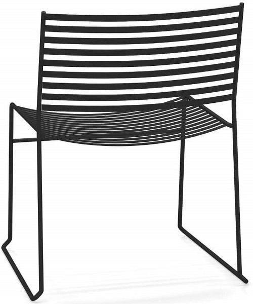 Aero Stackable Lounge Chair Emu