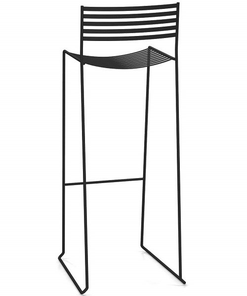 Aero Stackable Stool Emu
