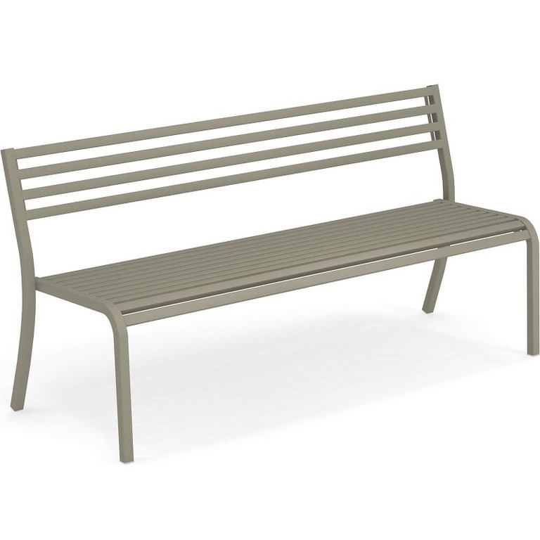 Segno Stackable Bench Emu