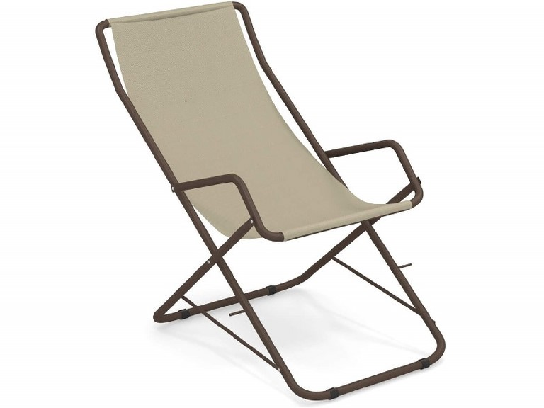 Bahama folding deckchair Emu