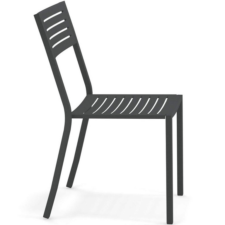 Segno Stackable Chair Emu