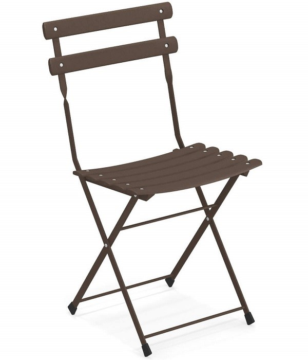 Arc en Ciel folding chair EMU
