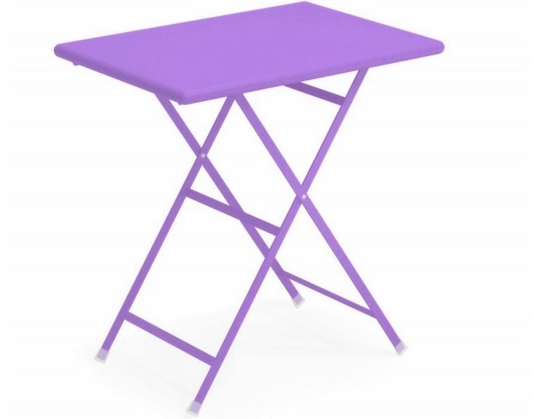 Emu Arc en Ciel folding table cm. 50x70