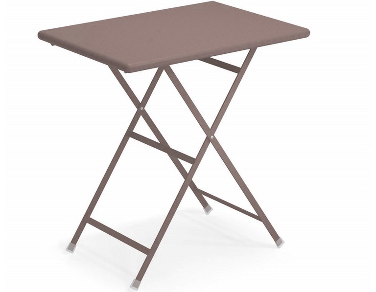 Arc en Ciel Folding Table cm. 50x70 Emu