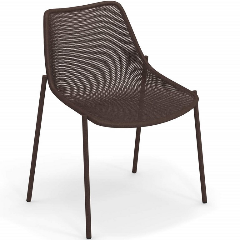 Round Stackable Chair Emu