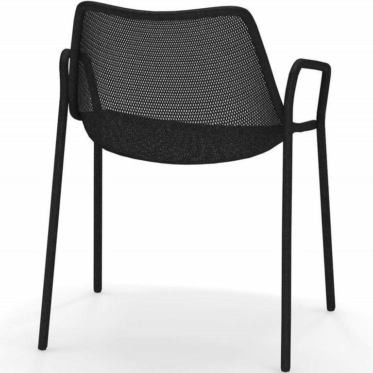 Round Stackable Armchair Emu