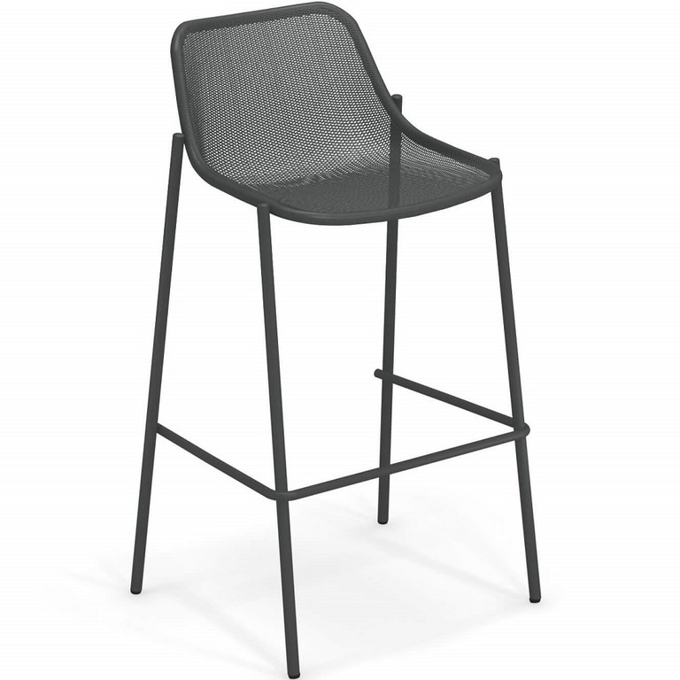 Round Stackable Stool Emu