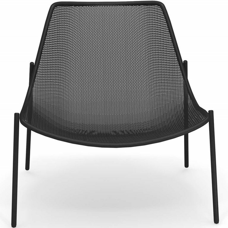 Round Stackable Lounge Armchair Emu