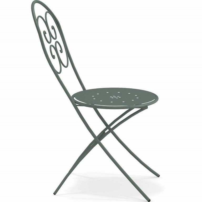 Pigalle Folding Chair Emu