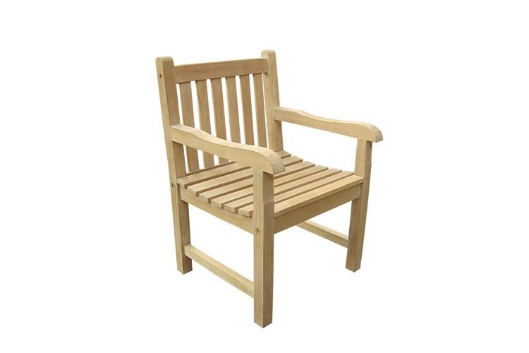 Classica armchair centro mobili giardino teak for Mobili giardino teak
