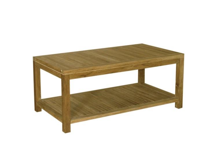 Savana low table teak wood centro mobili giardino for Centro italiano mobili
