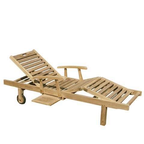 Folding And Stackable Garden Sunbeds And Deck Chairs