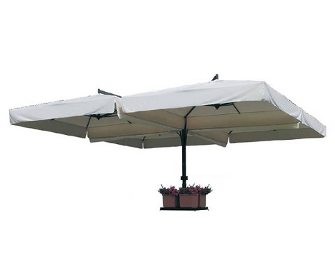 Umbrellas Made In Italy Fim Central Pole Cantilevered