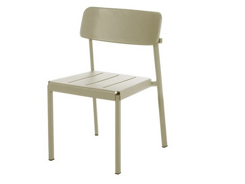 Shine Stackable Chair Emu