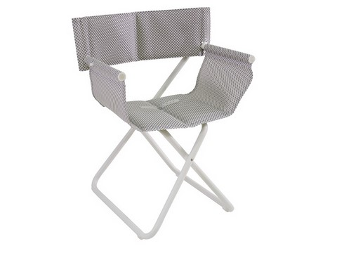 Snooze folding Director's Chair Emu