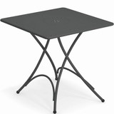 Pigalle Square Folding Table Emu cm. 76x76
