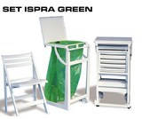 Set Ispra Green Rovergarden