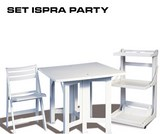 Set Ispra Party Rovergarden